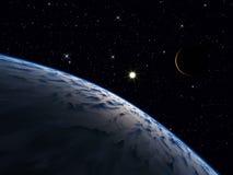 Alien world. Stock Photos