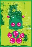 alien nervous διανυσματική απεικόνιση