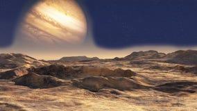 Free Alien Planet Stock Image - 197037181
