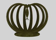 Alien plant Royalty Free Stock Image