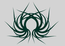 Alien plant Stock Images