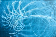 Alien Portal Abstract Background Royalty Free Stock Photos