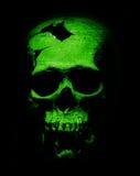 Alien skull Royalty Free Stock Photography