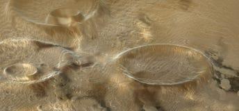 Alien terrain Stock Photo