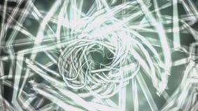 Alien Trails Animation stock footage