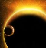 Alien world Stock Image