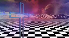 Alien world Stock Images