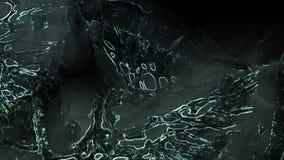 Alien world strange planet concept art eerie atmospheric grunge mysterious misty texture digital abstract illustration background. Alien world strange planet stock image