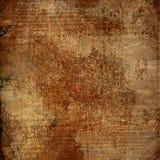 Alienated benutzte Papierhintergrund lizenzfreie abbildung
