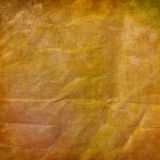 Alienated paper background  with gold ornamental Stock Photos