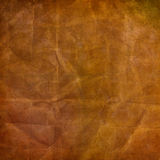 Alienated used paper background. With gold ornamental for announcement Stock Image