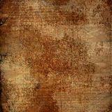 Alienated used paper background Royalty Free Stock Images
