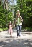 Alienazione parentale Fotografia Stock
