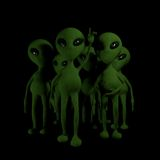 Aliens Stock Images