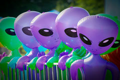 Aliens Stock Photo