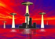 Aliens Royalty Free Stock Photo