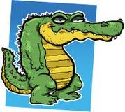aligator ilustracji
