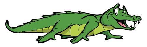 aligator ilustracja wektor