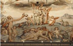 Alighieri van Dante Royalty-vrije Stock Foto