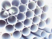 Alignement de pipes Image libre de droits
