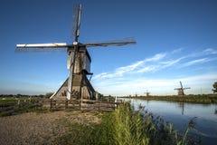 Alignement géant de Néerlandais Photos stock
