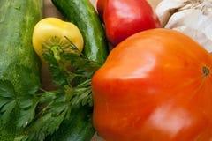 Aliment biologique Photos stock