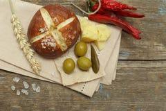 Aliment biologique images stock