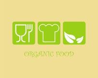 Aliment biologique Illustration Libre de Droits