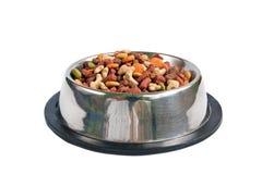 Aliment pour animaux familiers Photographie stock libre de droits