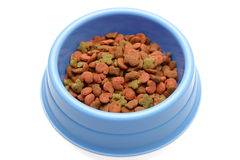 Aliment pour animaux familiers Images stock