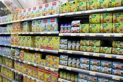 Aliment pour bébé Photo libre de droits