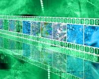 Alimentação do Internet Imagens de Stock