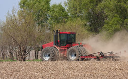 Alimentador de granja Imagen de archivo libre de regalías