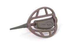 Alimentador para pescar en el gramo del peso sesenta (trayectoria de recortes) Imagen de archivo libre de regalías