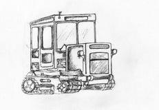 Alimentador. Serie de vehículos. Imagenes de archivo
