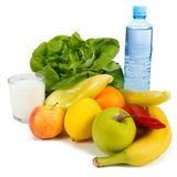 Alimentation saine Image libre de droits