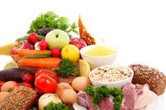 Alimentazione Fotografia Stock Libera da Diritti