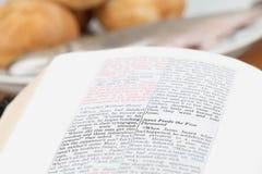 Alimentazione dei cinque mille Immagini Stock Libere da Diritti