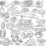 Alimenti Fotografie Stock