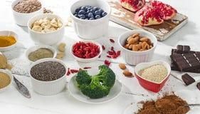 Alimenti eccellenti Fotografia Stock