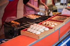 Alimenti giapponesi delicati Immagini Stock