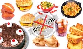 Alimenti industriali Fotografie Stock Libere da Diritti