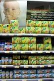 Alimenti per bambini Fotografia Stock Libera da Diritti