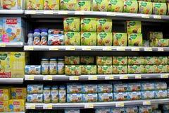 Alimenti per bambini Fotografia Stock