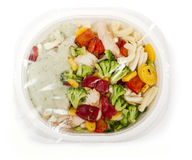 Alimenti a rapida preparazione Fotografie Stock