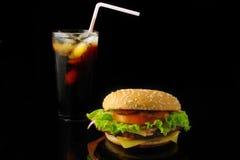 Alimenti a rapida preparazione Immagine Stock Libera da Diritti