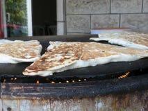Alimenti a rapida preparazione libanesi Immagine Stock