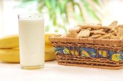 alimenti a rapida preparazione sani Fotografia Stock Libera da Diritti