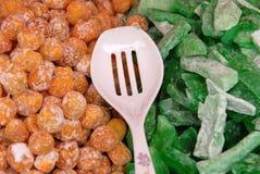 Alimenti secchi Fotografie Stock Libere da Diritti