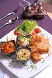 Alimento árabe foto de stock